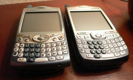 Treo 650 and Treo 700P