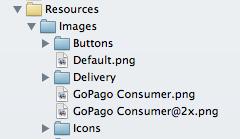 Xcode Groups vs  Folder References — Trevor's Bike Shed